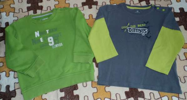 Футболки, свитерочки, кофточки с длинным рукавом декатлон