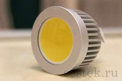 Светодиодные лампы COB 7.5Вт. Jazzway Power
