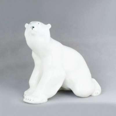 Куплю Куплю фигуру Белый медведь. ЛФЗ.
