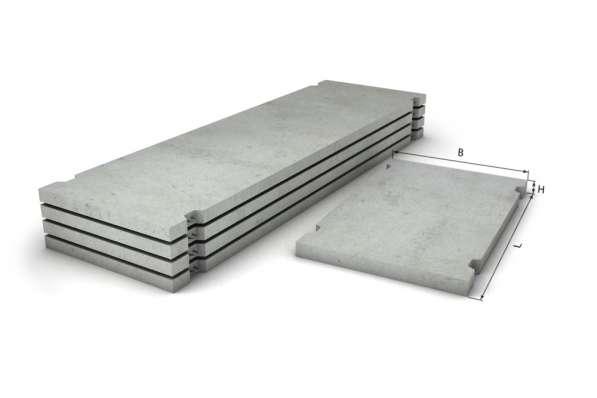 Плиты дорожные ширина 1750 длина 3000 толщина 170