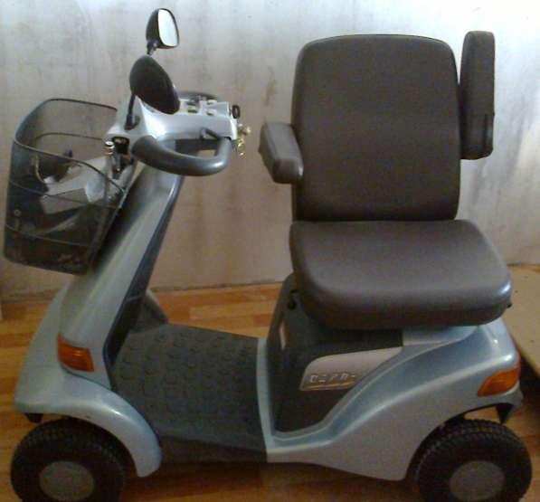 ПРОДАМ Скутер для маломобильных(пожилых и инвалидов) в Владивостоке фото 3