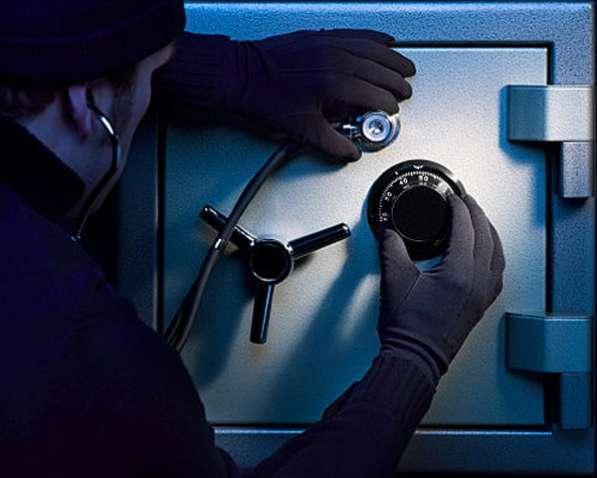 Аварийное вскрытие сейфов, машин, дверей