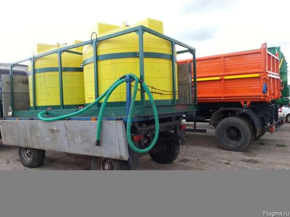 Емкости пластиковые для перевозки воды и других растворов в Самаре фото 4