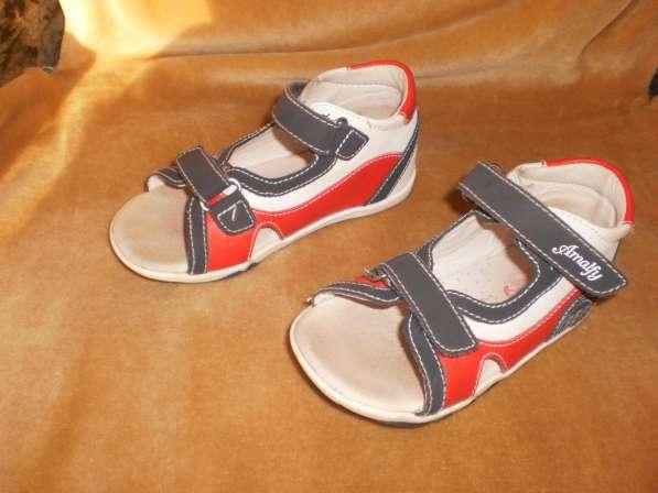 Анатомические сандалики