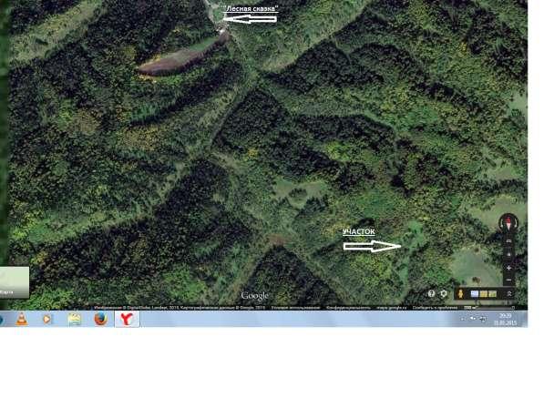 Земля в горах