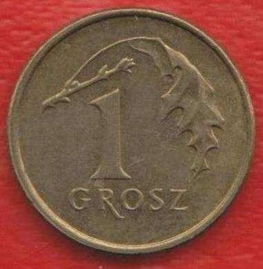 Польша 1 грош 2009 г