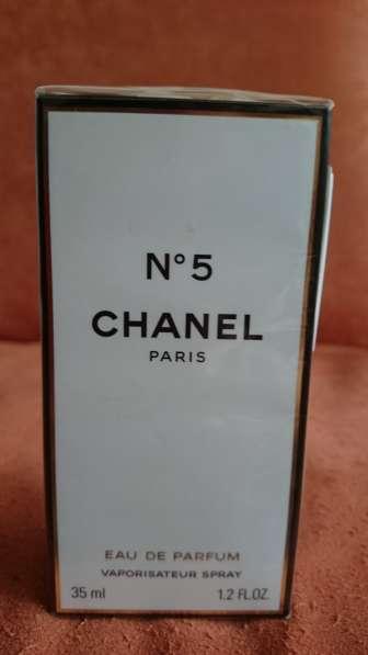 Французская туалетная вода Chanel № 5 35 мл (спрей)