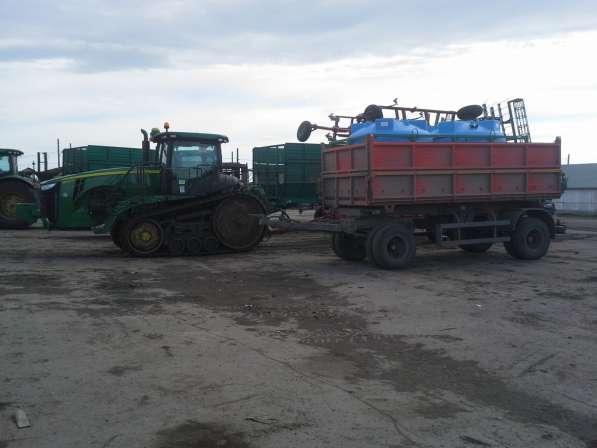 Емкости пластиковые для перевозки воды и других растворов в Самаре