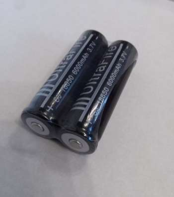 Аккумулятор формата 18650, 6000mAh, 3.7v