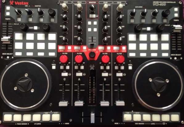 Продается dj контроллер Vestax vci-400