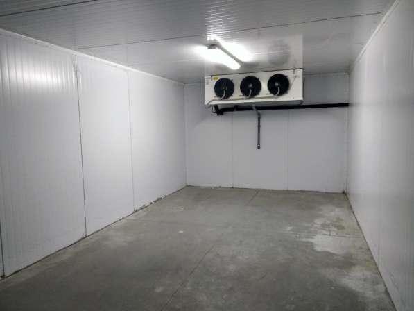 Холодильные камеры в Перми фото 3