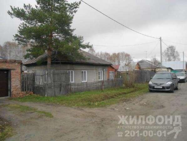 дом, Новосибирск, Тамбовская, 62 кв.м.