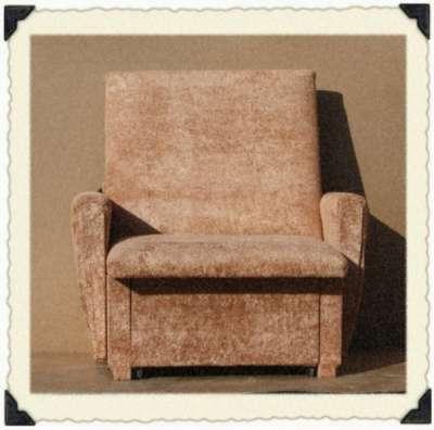 Кресло-кровать Плюш 70 см