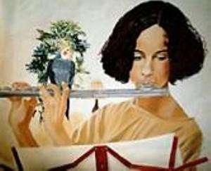 Учитесь играть с фонограммой-сборники для занятий для флейте