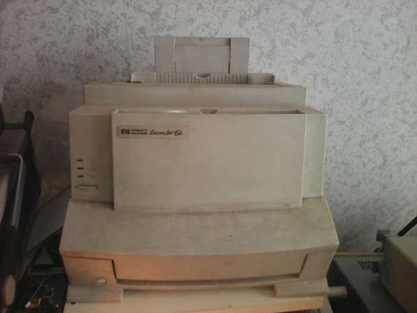 Продаю принтер Hewlett-Packard Lazer Jet 6L