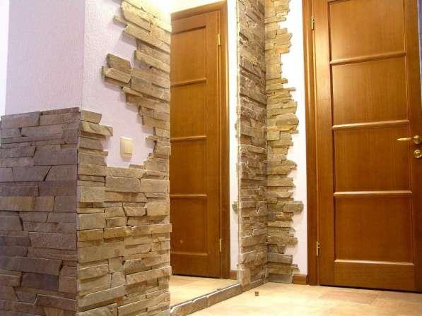 Любая отделка, монтаж декоративного камня!