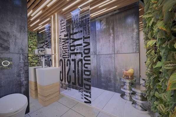Дизайн интерьера и художественная роспись стен
