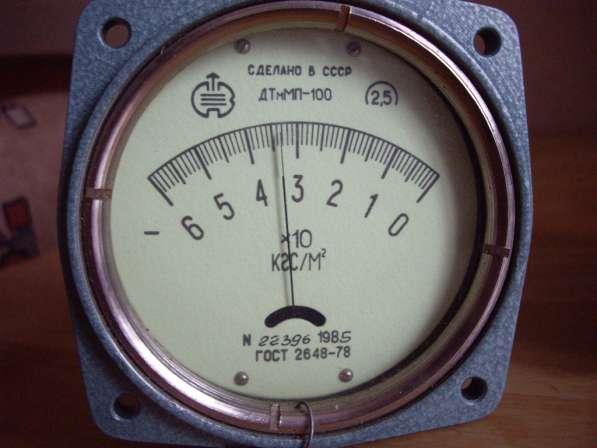 Дифманометр-тягомер ДТмМП-100-М1 в Челябинске фото 4