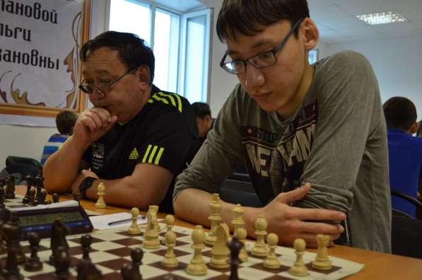 Шахматная школа Сагнаева Кунанбая