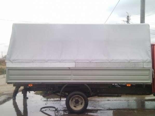 Тент на ГАЗ 3302
