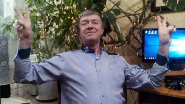Петр, 58 лет, хочет познакомиться