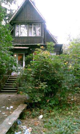 Дом с участком в пос. Ильинский