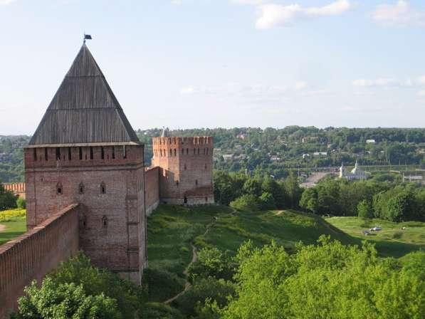 Продаётся участок в исторической части города Смолеска.