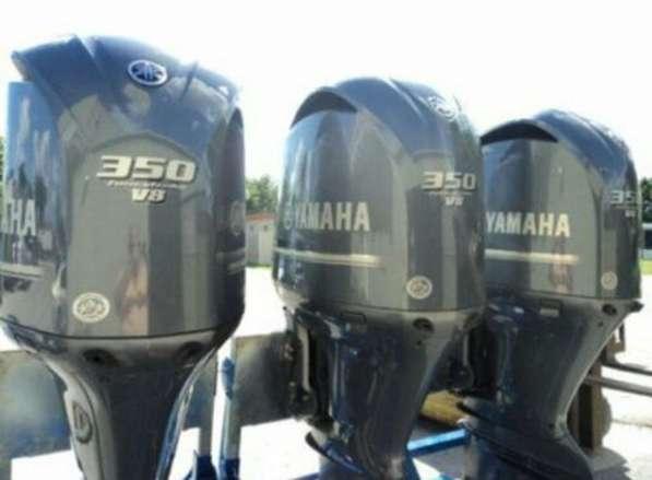 Лодочный мотор Yamaha F350АЕТ новый