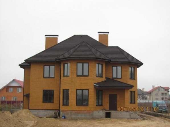 Строительство домов в Коломне, Луховицах, Воскресенске, Егорьевске, Озерах.