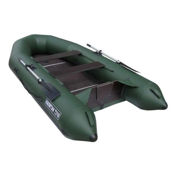 Лодка Капитан Т310 (киль+пол) Тонар