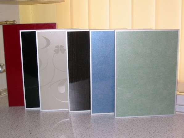 Фасады из пластика для кухни
