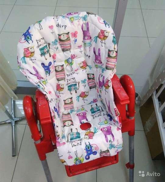 Пошив чехлов на стульчики для кормления в Твери фото 5