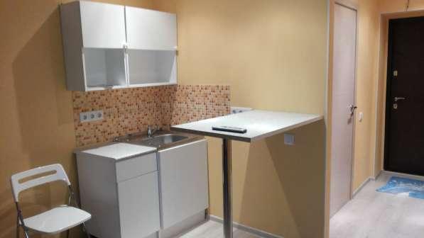 Продам студию на Кубовой 92/2 с ремонтом и мебелью