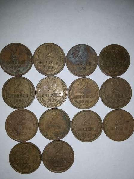 Коллекция монет в фото 5