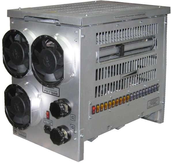 Нагрузочный реостат РН-110АМ Техэнерго