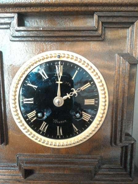 Каминные часы с боем 40 см в Перми фото 3