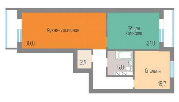 Продам 2 к. кв., г. Краснодар, ЦМР, ул. Комсомольская