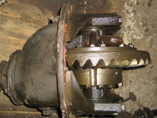 Продаю редуктор заднего моста на ПАЗ 3205,ГАЗ-3307,ГАЗ-53