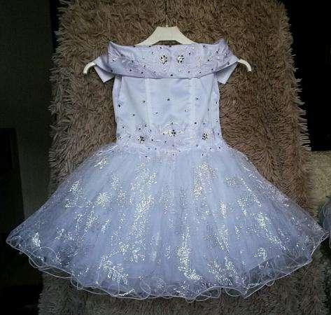 Новогоднее платье для девочки 2-6 лет