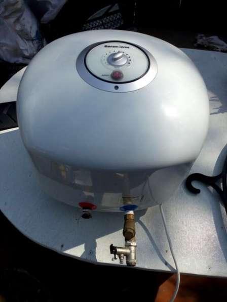 Электрический водонагреватель 30л