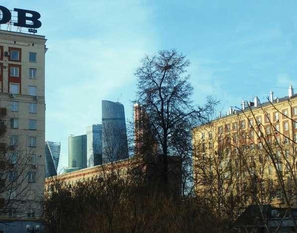 2к кв-ра 60м в ЗАО Кутузовский проспект, м. Киевская