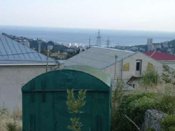 В Ялте недорого продам хороший видовой участок под ИЖС