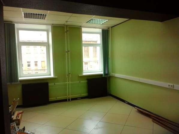 Офис 20м2 с мебелью
