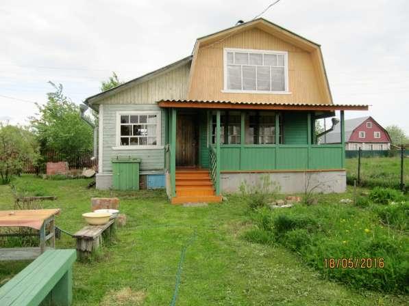 Дом 66 м² на участке 17 сот