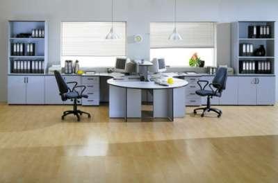 Дин-Р серый кабинет для персонала