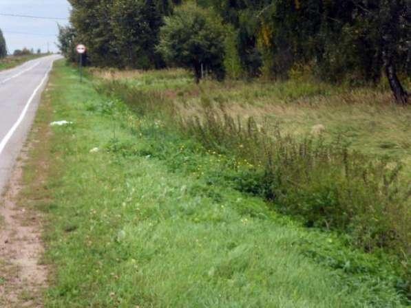 Продается земельный участок 17 соток в дер. Клементьево, Можайский район, 121 км от МКАД.