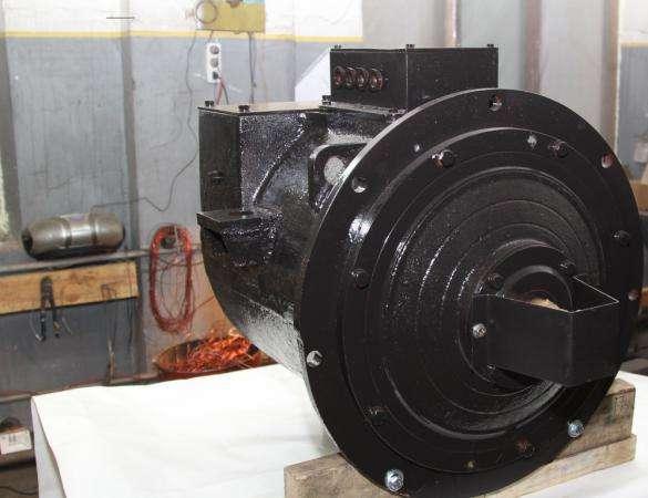 Предлагаем электрооборудование для рудничных электровозов