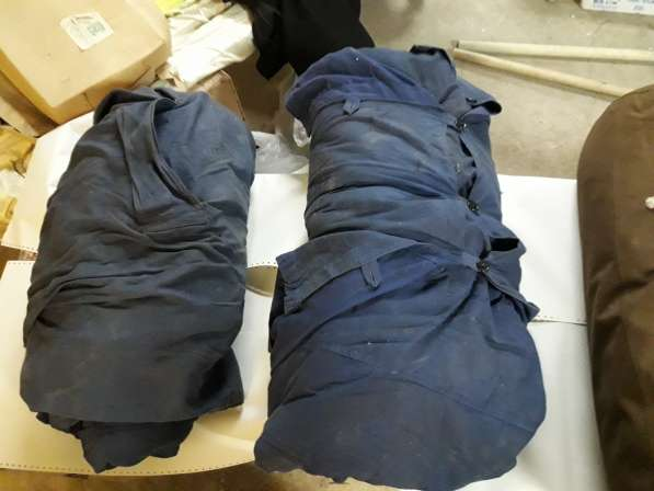 Овчина: 3 спальника, 2 полушубка, 1 меховые штаны в Томске фото 8