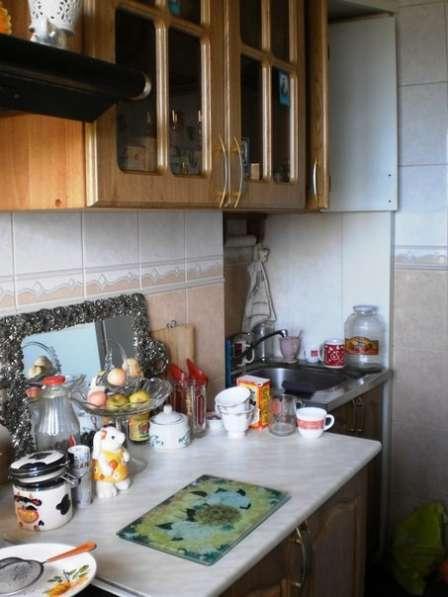 4-х комнатная по Комсомольской 31 в Новосибирске