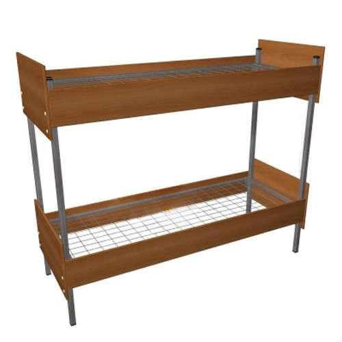 Металлические кровати для лагерей, рабочих, хостелов